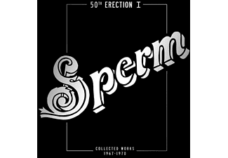 Sperm - 50th Erection - (CD)