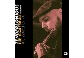 Tenderlonious - The Shakedown Feat. The 22Archestra - (CD)