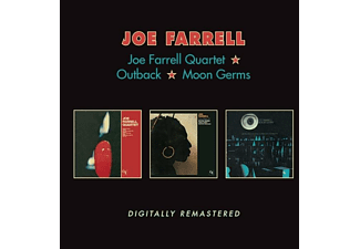 Joe Farrell - Joe Farrell Quartet/Outback/Moon Germs - (CD)