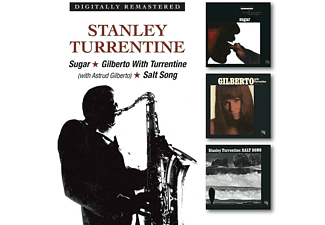 Stanley Turrentine - Sugar/Gilberto With Turrentine/Salt Song - (CD)