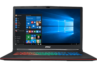 MSI Gaming Notebook GP73 8RD-056DE Leopard (0017C6-056)