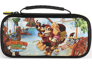BIGBEN Deluxe Travel Case Donkey Kong Country Tropical Freeze