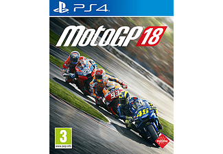 MotoGP 18 PlayStation 4