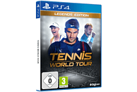 Tennis World Tour (Legends Edition) [PlayStation 4]