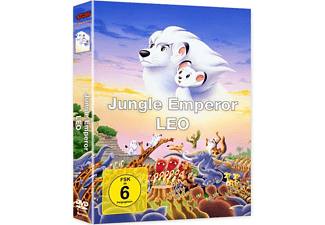 Jungle Emperor Leo - (DVD)