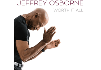 Jeffrey Osborne - Worth It All - (CD)