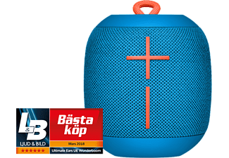 ULTIMATE EARS Wonderboom  - Trådlös portabel bluetooth högtalare - Blå