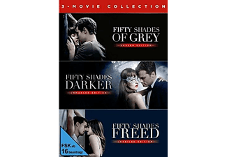 Fifty Shades Of Grey 3 Movie Collection Dvd