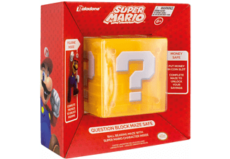 Super Mario Question Block Labyrinth Safe