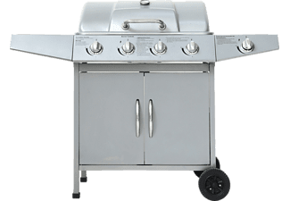 Rösle Gasgrill Made In China : El fuego ay dayton gasgrill silber kaufen saturn