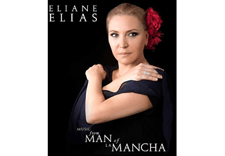 Eliane Elias - Music From Man Of La Mancha - (CD)