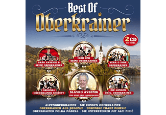 VARIOUS - Best of Oberkrainer - (CD)