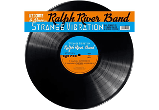 Ralph River Band - Strange Vibration - (Vinyl)