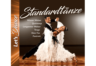 Walzer,Quickstep,Tango Uvm. - Standardtänze-Let's Dance - (CD)