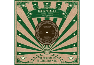 Elvis Presley - Original EP Collection 3 - (Vinyl)