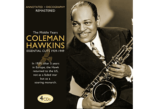 Coleman Hawkins - Middle Years - (CD)