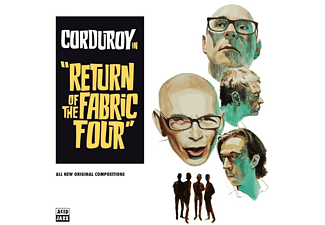 Corduroy - Return Of The Fabric Four - (Vinyl)