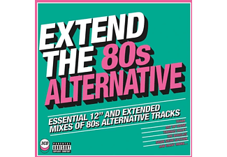 VARIOUS - Extend the 80s-Alternative - (CD)