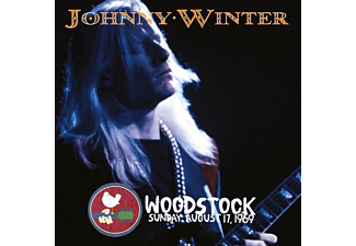 Johnny Winter - Woodstock Experience - (Vinyl)