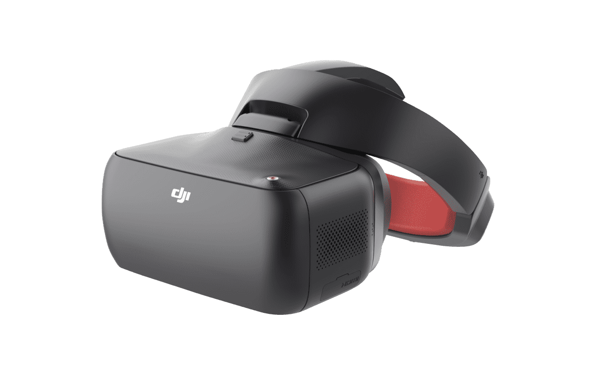 DJI  Goggles Racing Edition Carry More VR-Brille Schwarz/Rot | 04251088420877