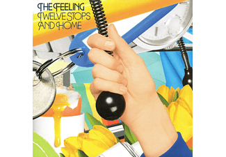 The Feeling - Twelve Stops And Home (Ltd.Edition Yellow 2LP) - (Vinyl)