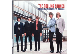 The Rolling Stones - British Radio Broadcasts 1963-1965 - (CD)