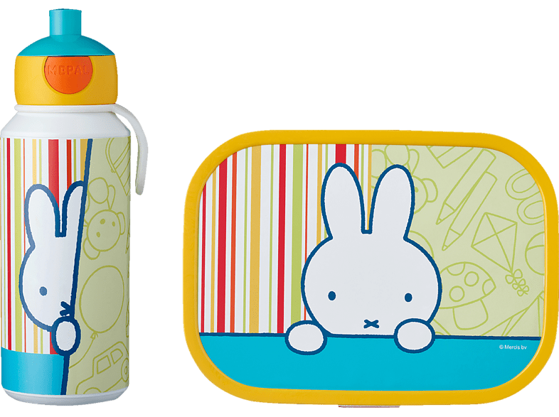 ROSTI MEPAL 107410165372 Campus Miffy Lunchset | 08711269948904