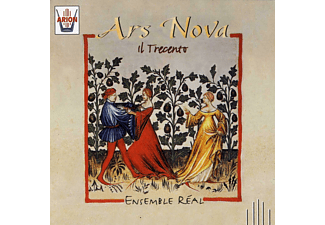 Ensemble Real - Il Trecento - (CD)