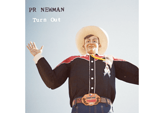 Pr Newman - Turn Out - (LP + Bonus-CD)