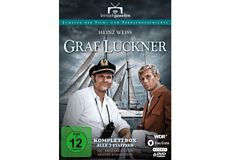 Graf Luckner - Staffeln 1-3 Komplettbox - (DVD)