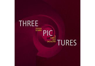 Steffen Schorn, Zurich Jazz Orchestra - Three Pictures - (CD)