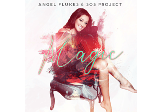 Angel Flukes, SOS Project - Magic - (CD)