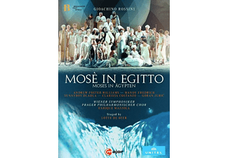 VARIOUS - Rossini: Mosé in Egitto (Moses in Ägypten) - (DVD)