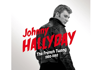 Johnny Hallyday - The French Twang 1960-1962 - (CD)