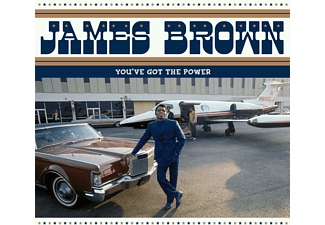 James Brown - You've Got The Power - (CD)