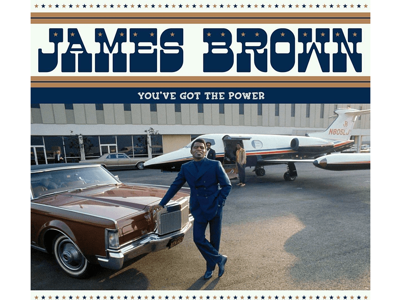 James Brown - You've Got The Power [CD]