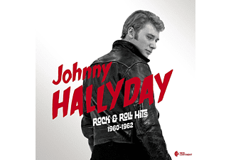 Johnny Hallyday - Rock & Roll Hits 1960-1962 [CD]