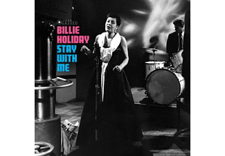 Billie Holiday - Stay With Me (Gatefold Cover Vinyl LP) - (Vinyl)