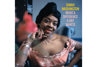 Dinah Washington - What A Difference A Day Makes! (Gatefold Cover Vinyl LP) - (Vinyl)