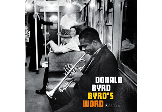Donald Byrd - Byrd's Word (Gatefold Cover Vinyl LP) - (Vinyl)