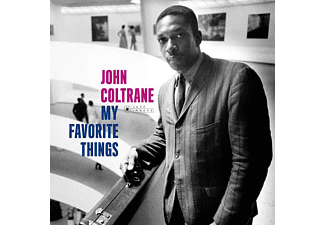 John Coltrane - My Favorite Things (Gatefold Cover Vinyl LP) [Vinyl]