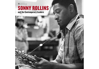 Sonny Rollins - And The Contemporary Leaders (Gatefold Cover Vinyl LP) - (Vinyl)