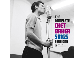 Chet Baker - The Complete Chet Baker Sings Sessions - (CD)