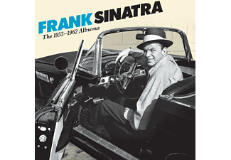 Frank Sinatra - The 1953-1962 Albums - (CD)