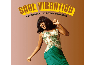 VARIOUS - Soul Vibration: 75 Original All-Time Classics - (CD)