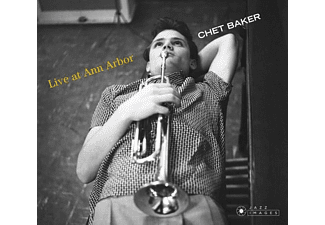 Chet Baker - Live At Ann Arbor - (CD)
