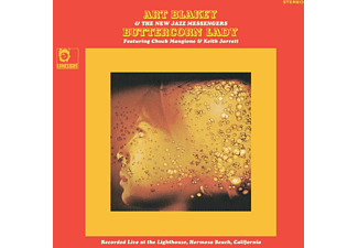 Art Blakey, The New Jazz Messangers, Chuck Mangione, Keith Jarrett - Buttercorn Lady - (CD)