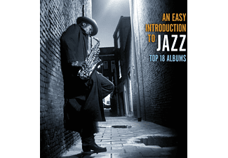 VARIOUS - An Easy Introduction To Jazz - Top 18 Albums - (CD)