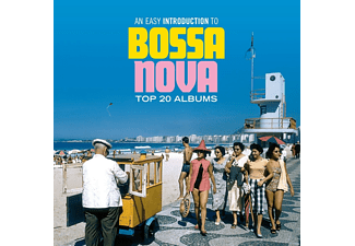 VARIOUS - An Easy Introduction To Bossa Nova - Top 20 Albums - (CD)