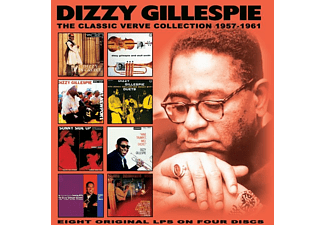 Dizzy Gillespie - The Classic Verve Collection: 1957-1961 - (CD)